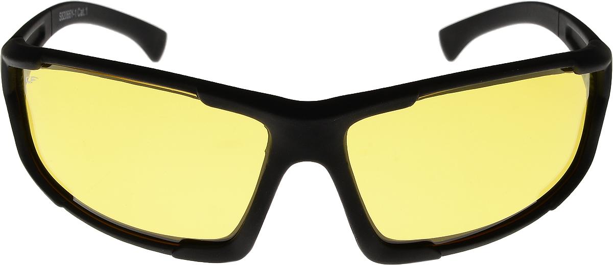 Очки солнцезащитные Cafa France, цвет: черный. S82066YS82066YОчки Cafa France - это стильный аксессуар, незаменимый для всех водителей. Очки водителя Cafa France представлены в двух типах линз, которые обеспечивают максимальный комфорт при вождении в любое время суток и в любую погоду. Очки с желтыми линзами уменьшают ослепление от фар встречных автомобилей и защищают от бликов. В снег, дождь, туман и даже ночью, и в сумерках вы можете быть уверены, что изображение останется четким и контрастным. Создаваемый эффект солнца способствует улучшению настроения, а также снижает утомляемость и сонливость. Очки с темными линзами Cafa France гарантируют 100% защиту от УФ-лучей, а также защищают от бликов и отраженного света, что существенно снижает риск ДТП. В отличие от обычных солнцезащитных очков, очки водителя Cafa France обладают оптимальной степенью затемнения, благодаря чему обеспечивается идеальный обзор дороги. Очки водителя Cafa France имеют самую высокую эффективность поляризации - 99,9% (видимость без бликов), линзы, состоят из 8 слоев, обеспечивают чистое изображение и отсутствие искажений, комфортное цветовосприятие, а также защиту от ультрафиолетового излучения. Кроме того, обладают улучшенными износостойкими и ударопрочными характеристиками по многим параметрам. При разработке очков водителя особое внимание уделяется оправам, которые отвечают всем требованиям водителей: легкость, прочность, удобная посадка. Примечательно, что все модели Cafa France отличаются актуальным и стильным дизайном, поэтому удачно дополнят любой образ....