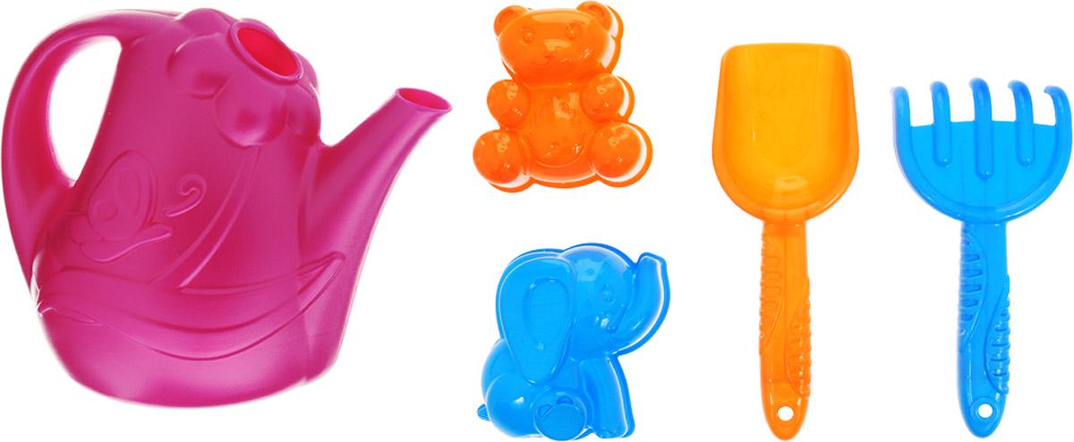 формочки игрушечные нордпласт формочка игрушечная Нордпласт Набор для песочницы №96