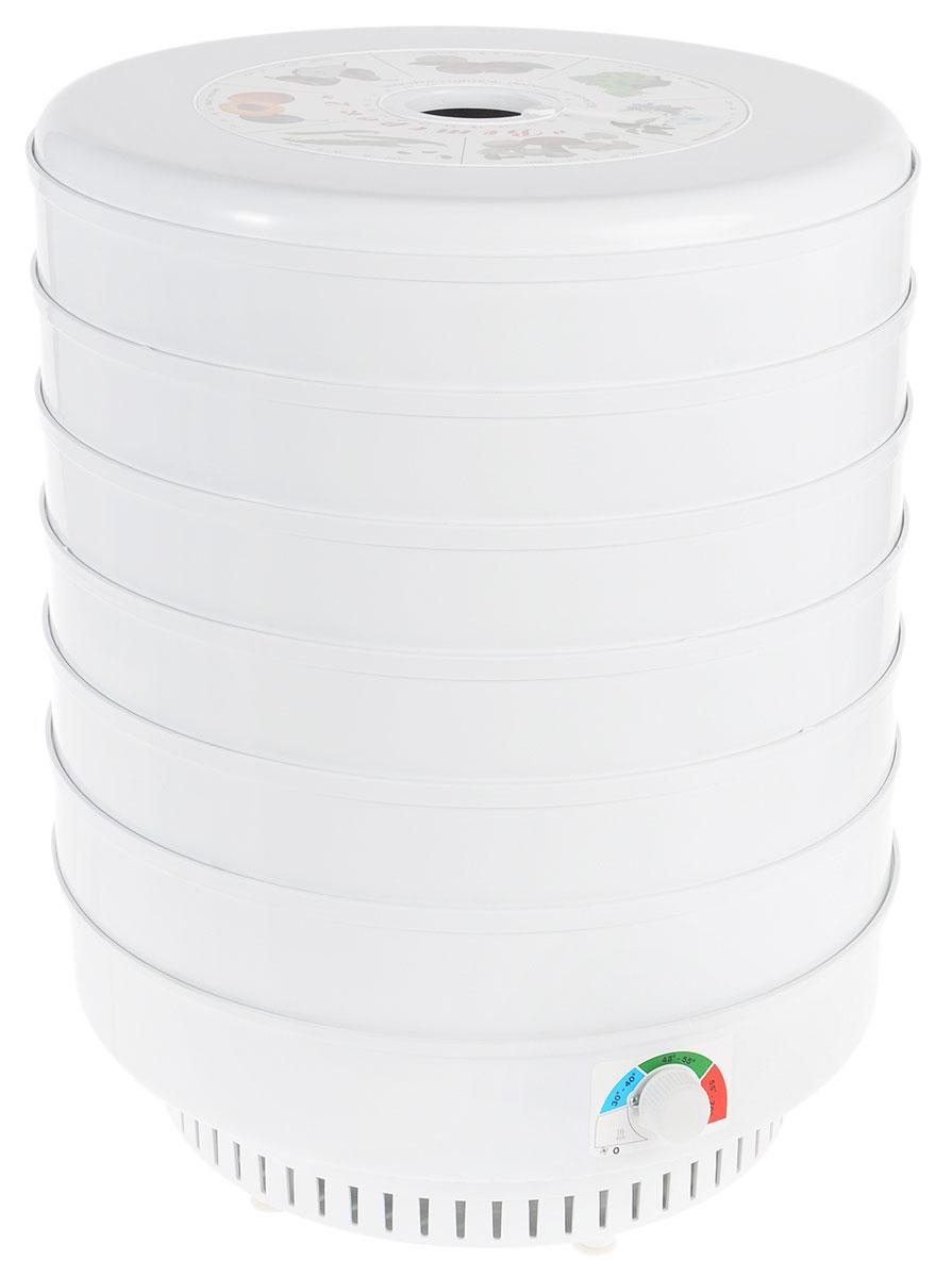 Ветерок-2 У сушилка для овощей и фруктов ЭСОФ-2-0,6/220, цвет белый