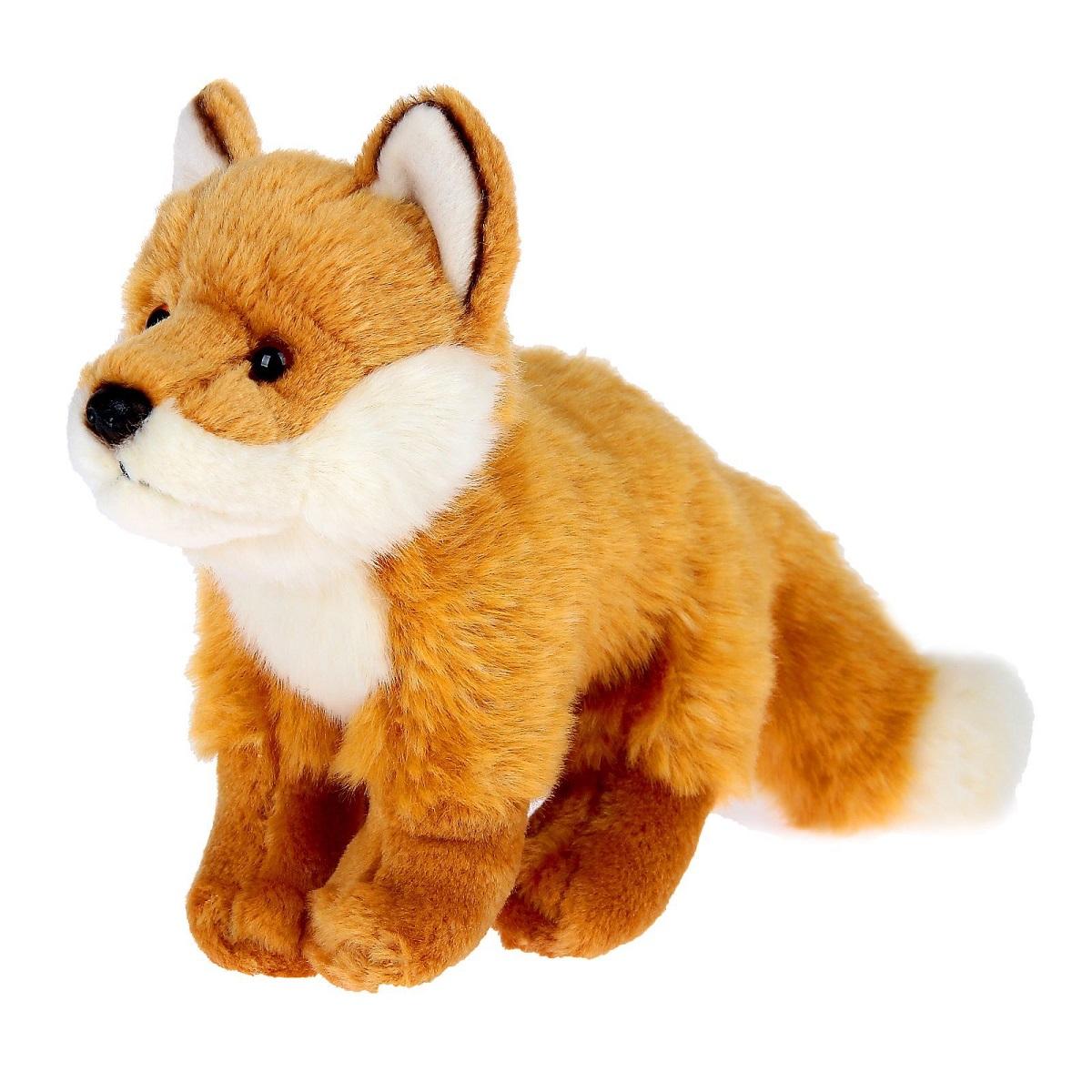 как картинка игрушка лиса речь идёт