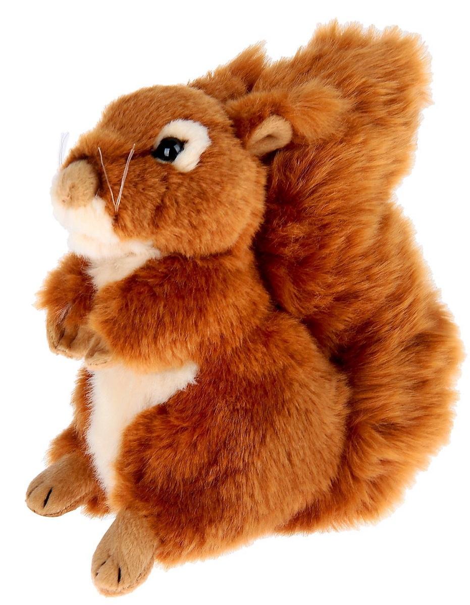 WWF Мягкая игрушка Белка 23 см