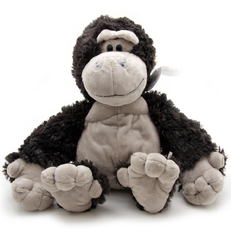 Magic Bear Toys Мягкая игрушка Горилла Ефим 17 см стоимость