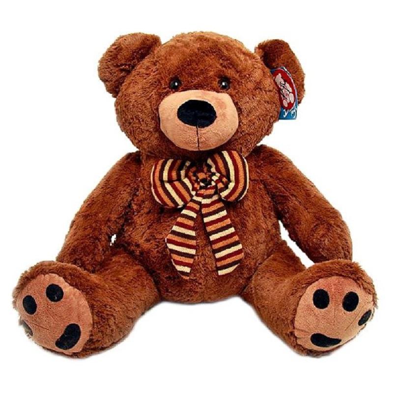 Magic Bear Toys Мягкая игрушка Медведь с бантом 50 см