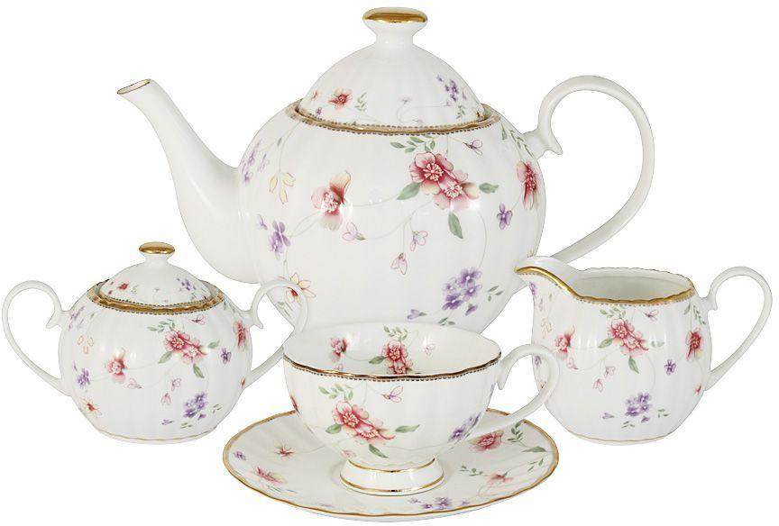 "Сервиз чайный Colombo ""Флер"", 15 предметов"