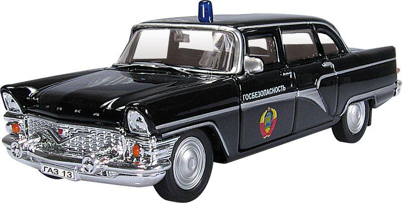 Autotime Модель автомобиля Чайка КГБ autotime модель автомобиля uaz 39625 гражданская