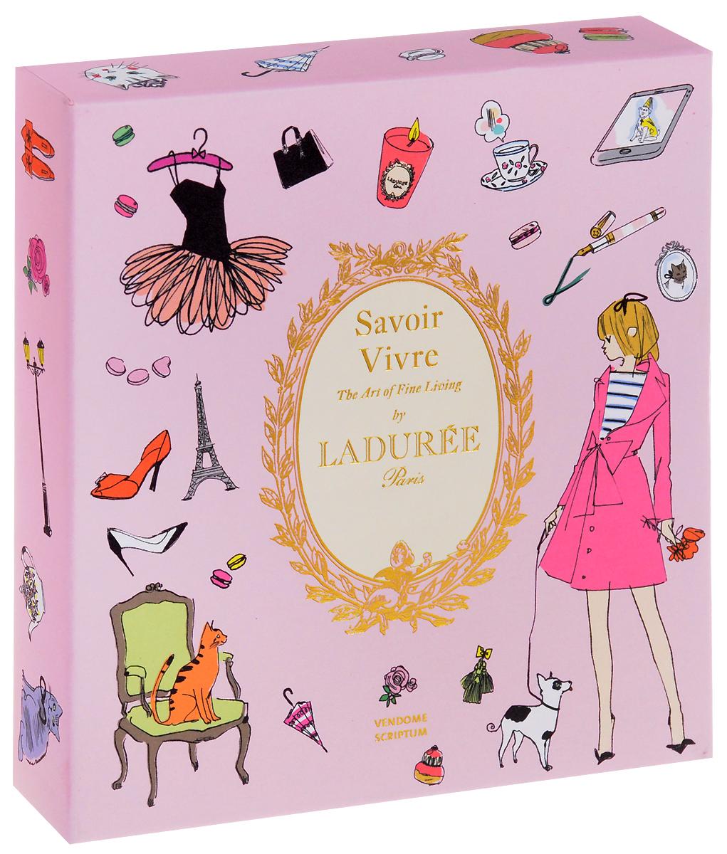 Savoir Vivre: The Art of Fine Living by Laduree