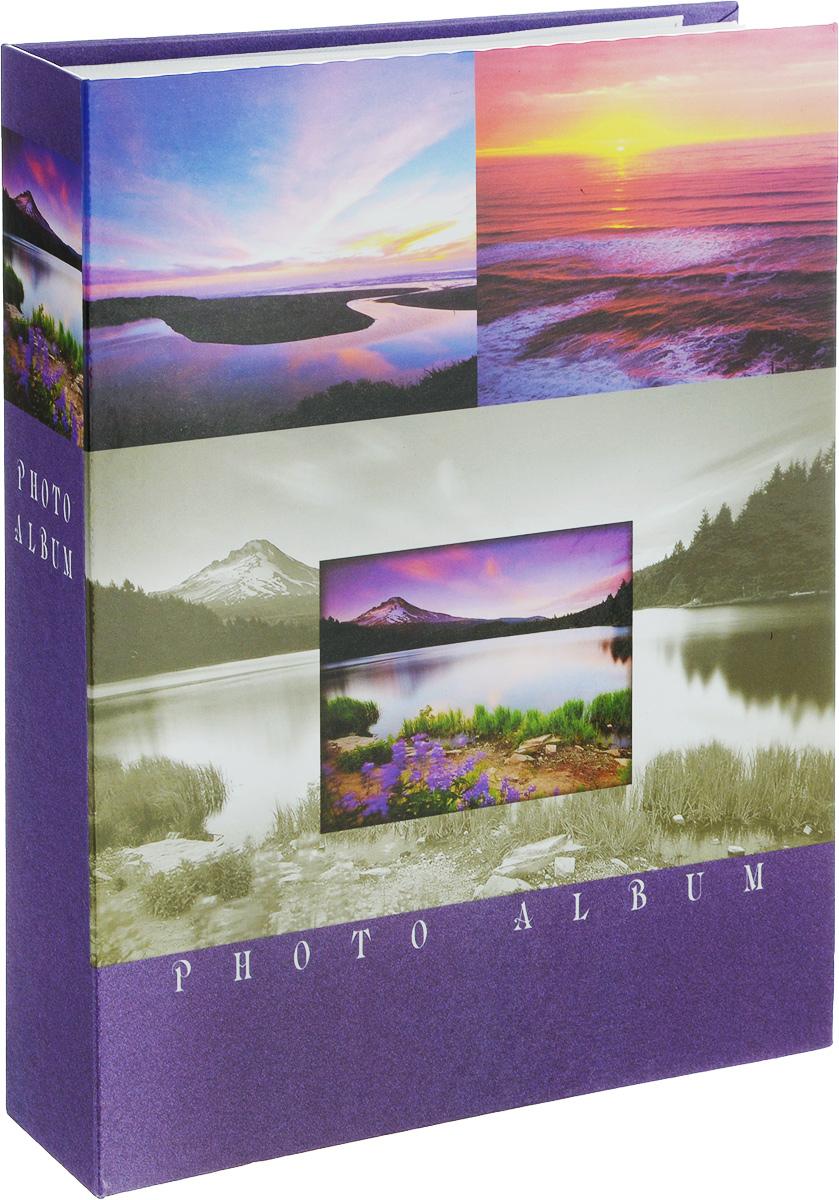 Фотоальбом Platinum Ландшафт - 2, 200 фотографий, 10 х 15 см. 22226-2 фотоальбом platinum ландшафт 1 на 100 фото pp 46100s 12226 1