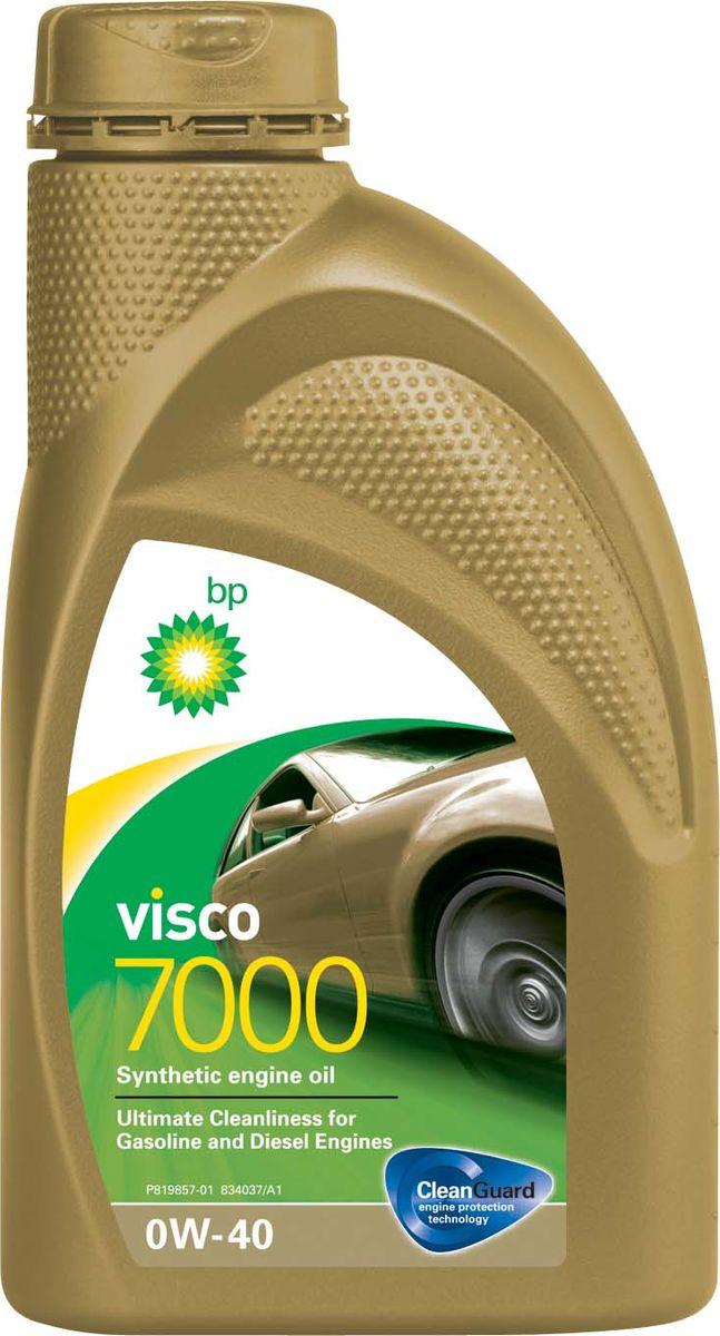 Моторное масло BP Visco 7000 0W-40 12, 1 л