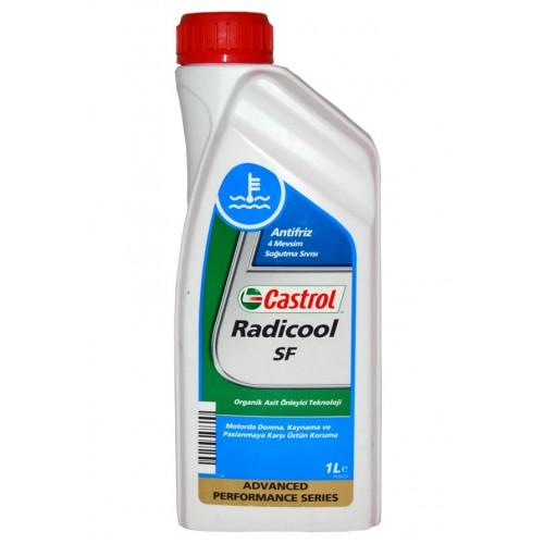 """Антифриз Castrol """"Radicool SF"""", 1 л, G12+"""
