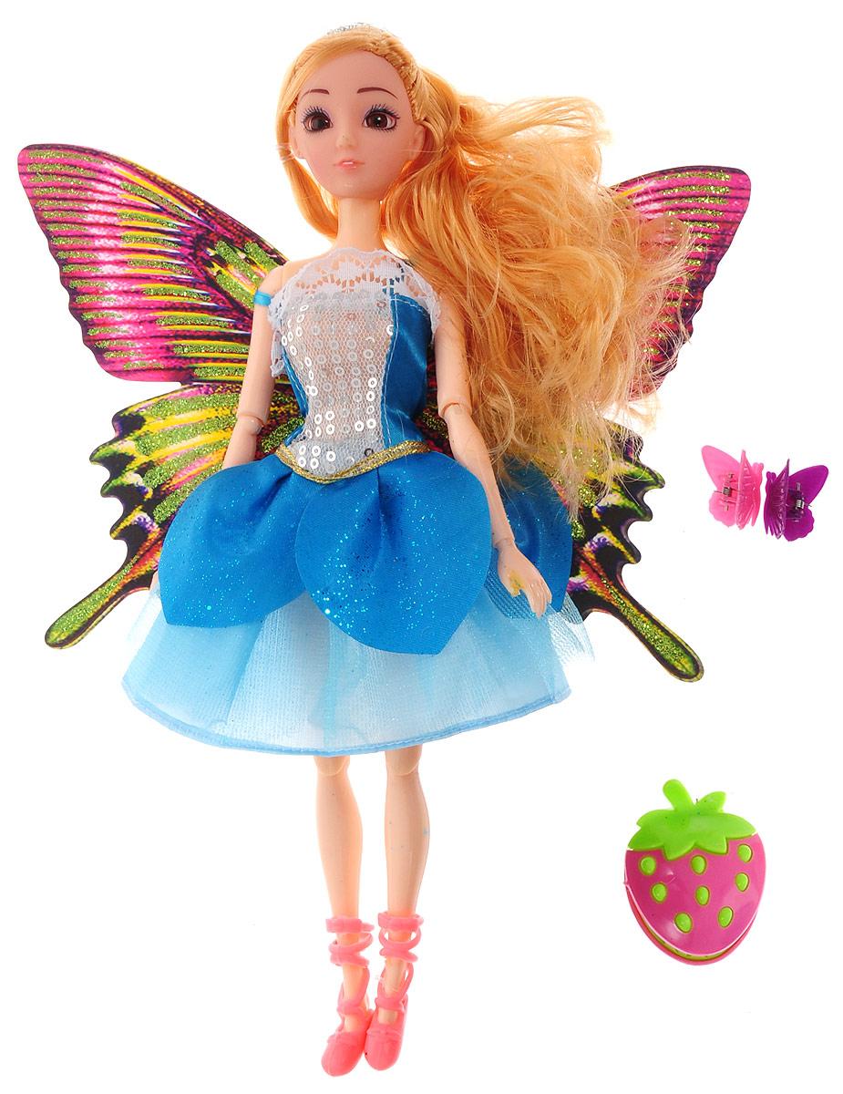 Veld-Co Кукла Фея цвет платья голубой