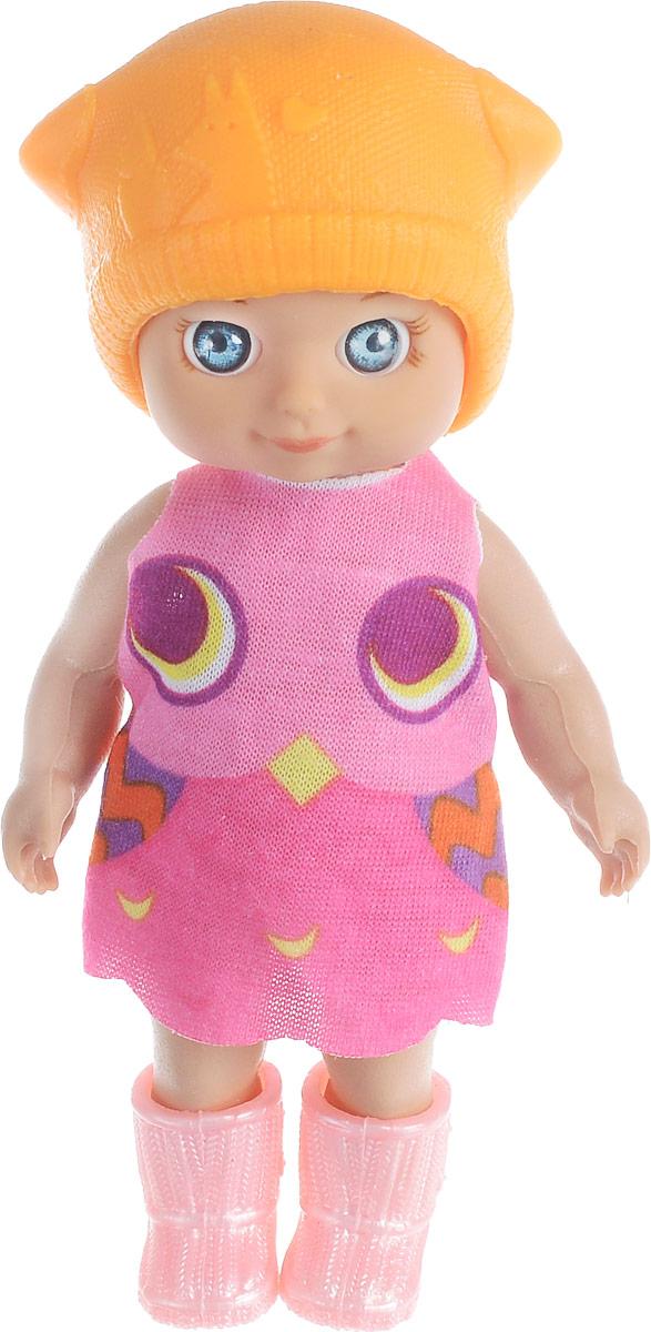 Veld-Co Мини-кукла Изабелла veld co игровой набор с мини куклой русалка и морской конек цвет желтый розовый