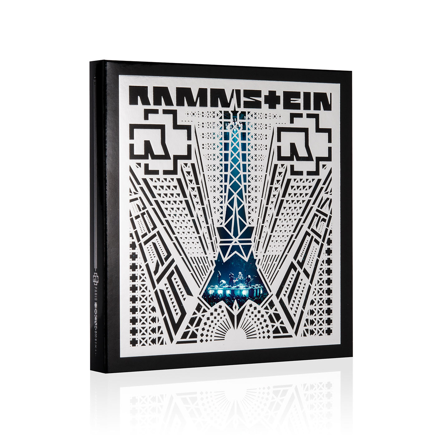 Rammstein Rammstein. Paris (2 CD) видео фильм бел