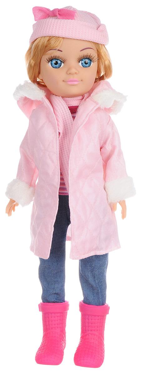 Карапуз Кукла озвученная Полина цвет одежды светло-розовый