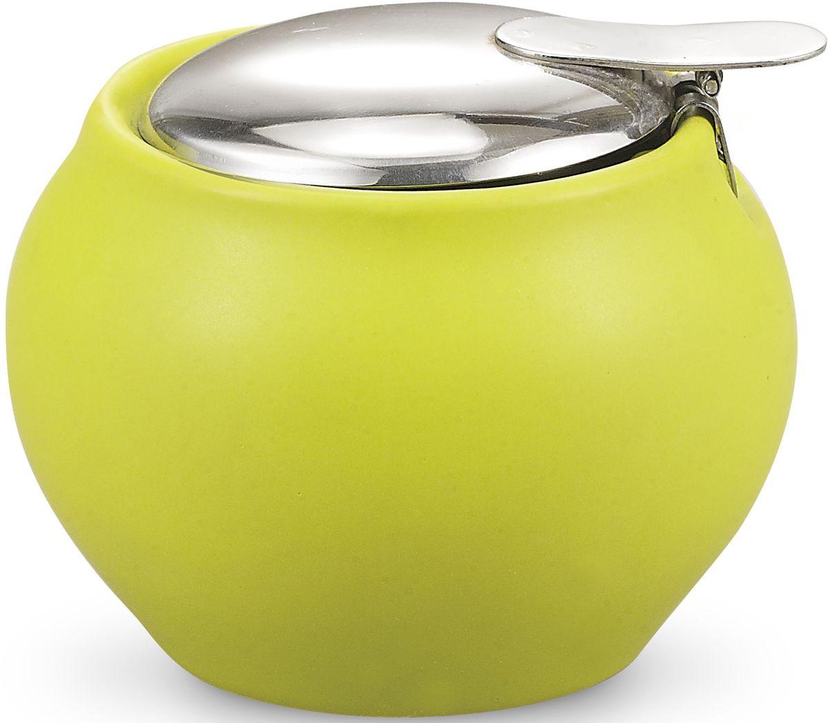 """Сахарница """"Fissman"""", цвет: светло-зеленый, 250 мл. 9297"""