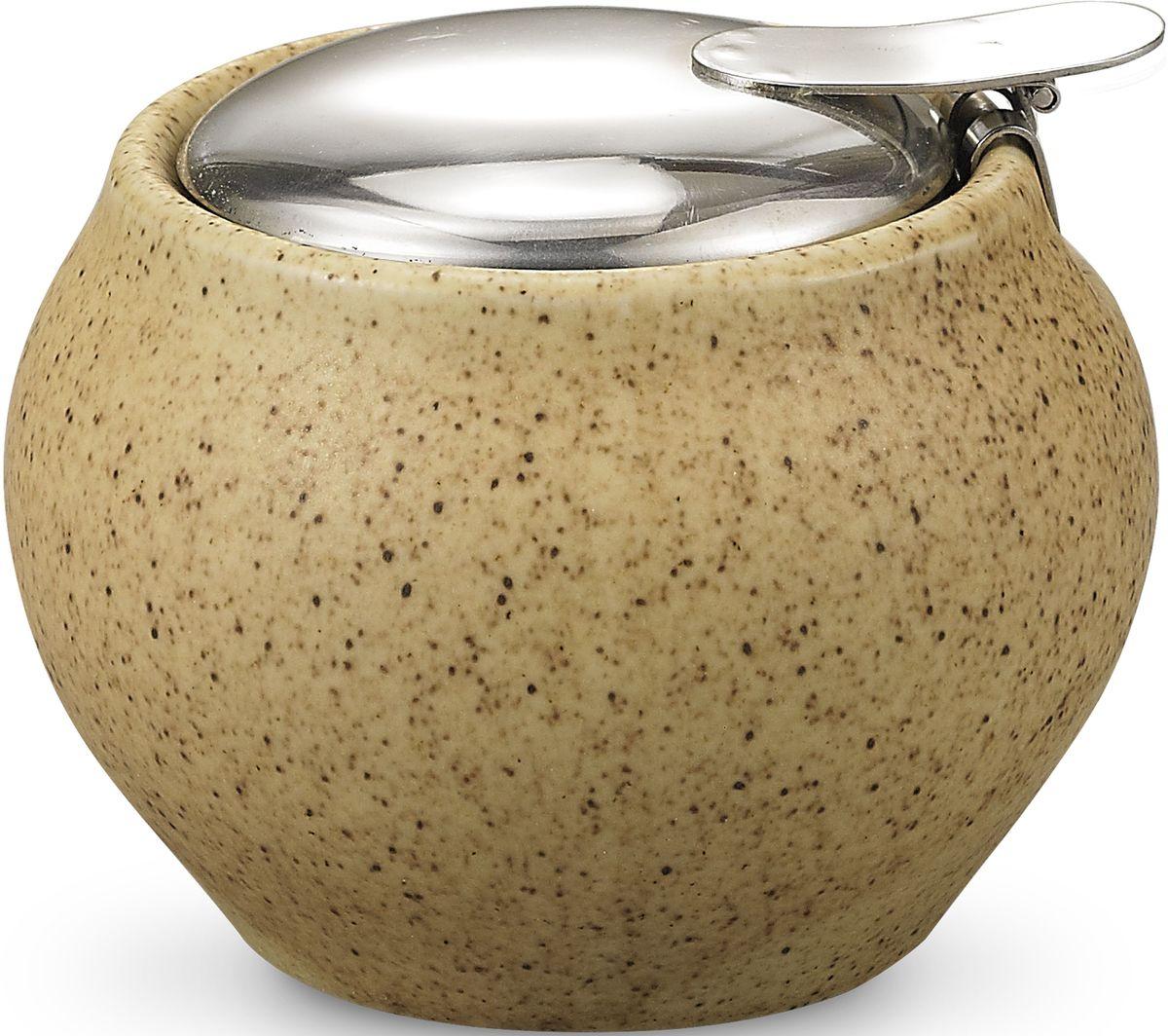 Сахарница Fissman, цвет: песочный, 250 мл. 9300