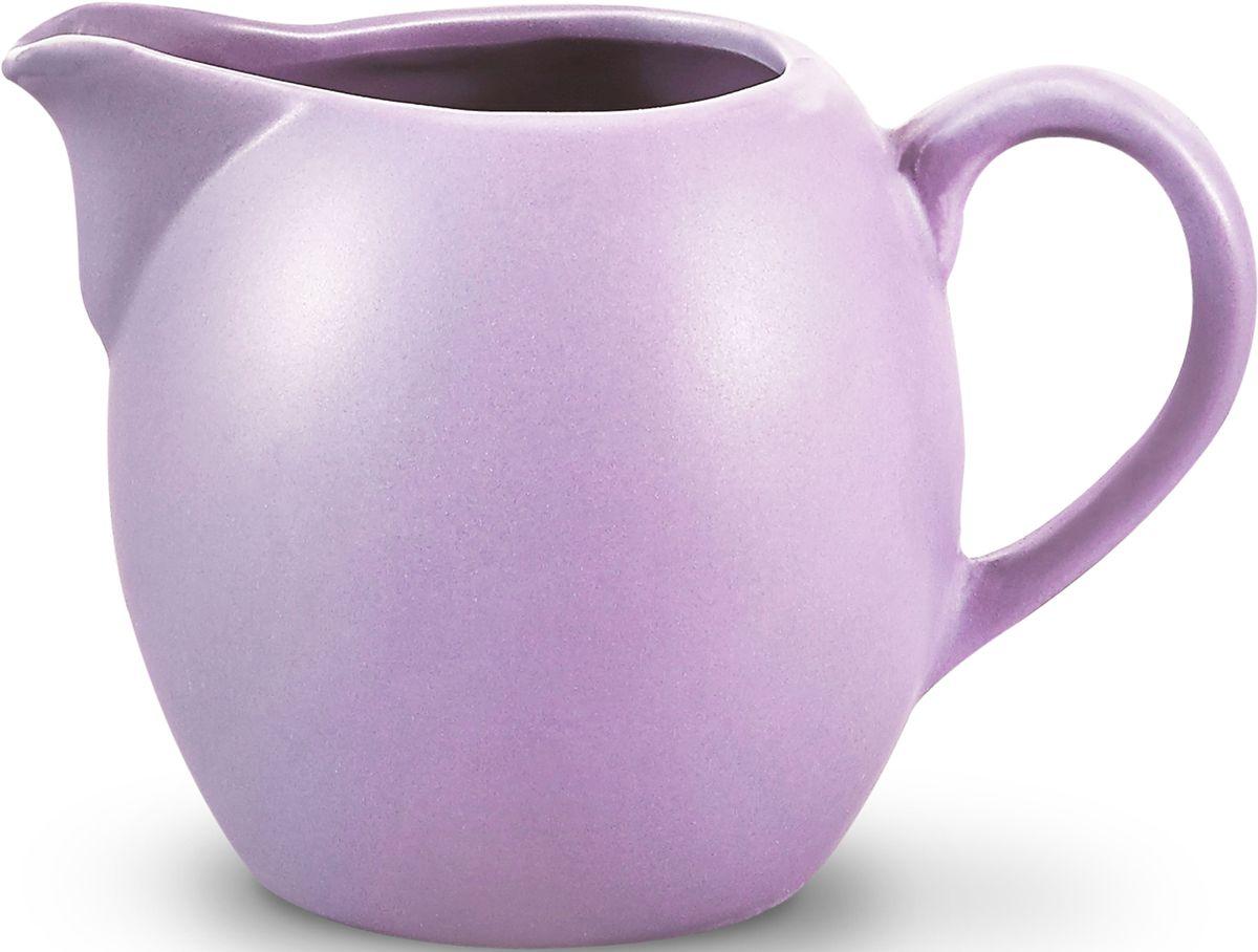 Молочник Fissman, цвет: лиловый, 250 мл. 9347 молочник lsa dine цвет белый 250 мл