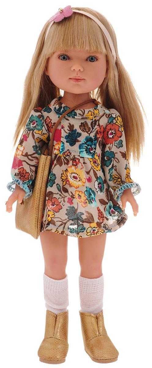 Vestida de Azul Кукла Карлотта Весна Гламур