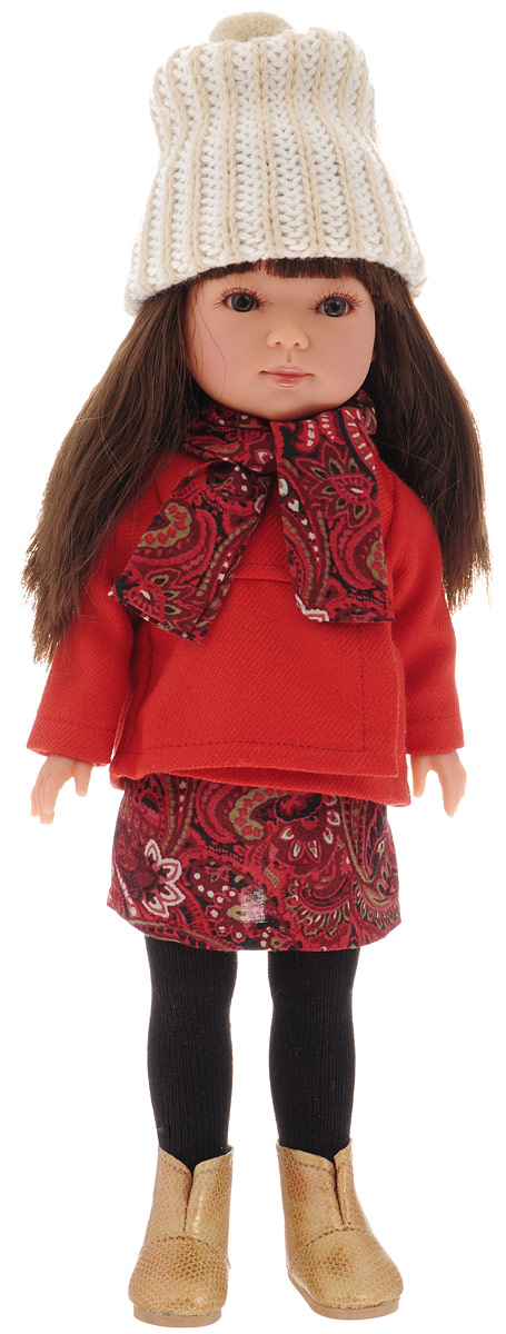 Vestida de Azul Кукла Карлотта Зима Pret-a-porte