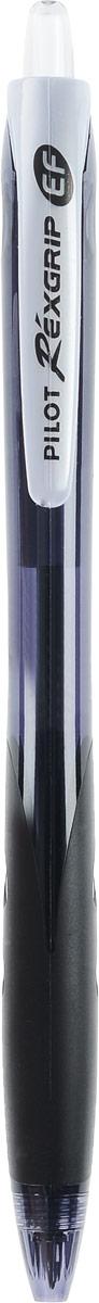 Pilot Ручка шариковая Rexgrip цвет чернил черный 0,5 мм pilot ручка шариковая rexgrip цвет чернил синий 0 5 мм