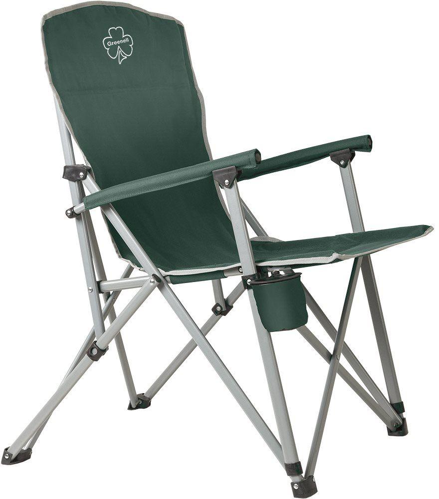 Фото - Кресло складное Greenell FC-7 V2, цвет: зеленый, 150 кг meike fc 100 for nikon canon fc 100 macro ring flash light nikon d7100 d7000 d5200 d5100 d5000 d3200 d310