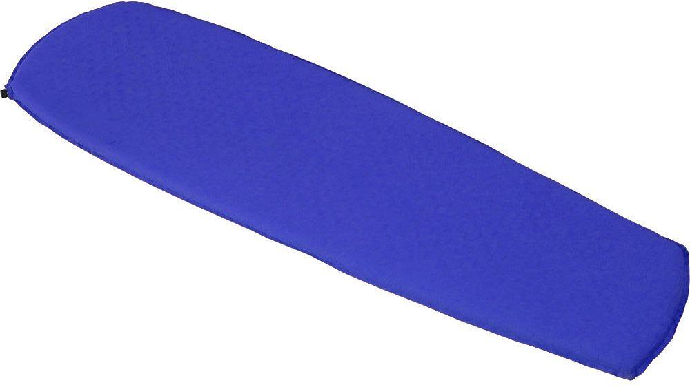 Коврик самонадувающийся Nova Tour Стоун 2.5 XL, цвет: синий, 198 х 63 х 2,5 см коврик самонадувающийся outwell dreamcatcher single 195 х 63 х 5 см
