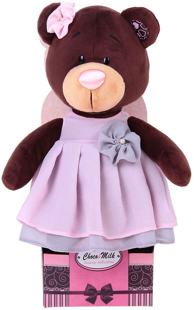 Orange Toys Мягкая игрушка Milk в бальном платье 35 см 2008785 цена 2017