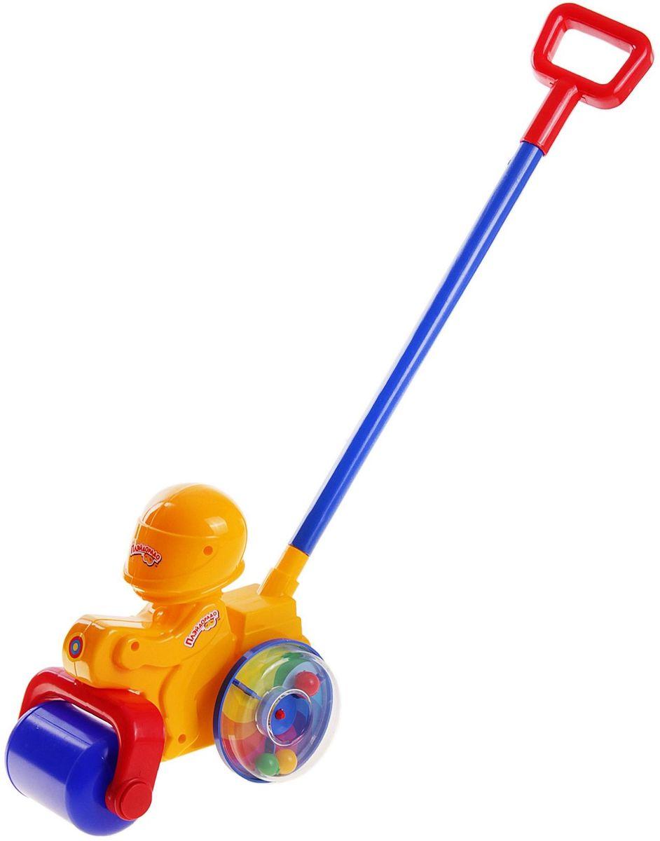 Пластмастер Игрушка-каталка Мотоцикл пластмастер игрушка каталка мотоцикл
