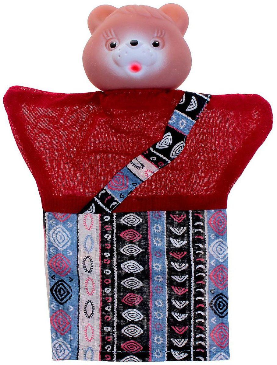 Русский стиль Кукла-перчатка Мишутка