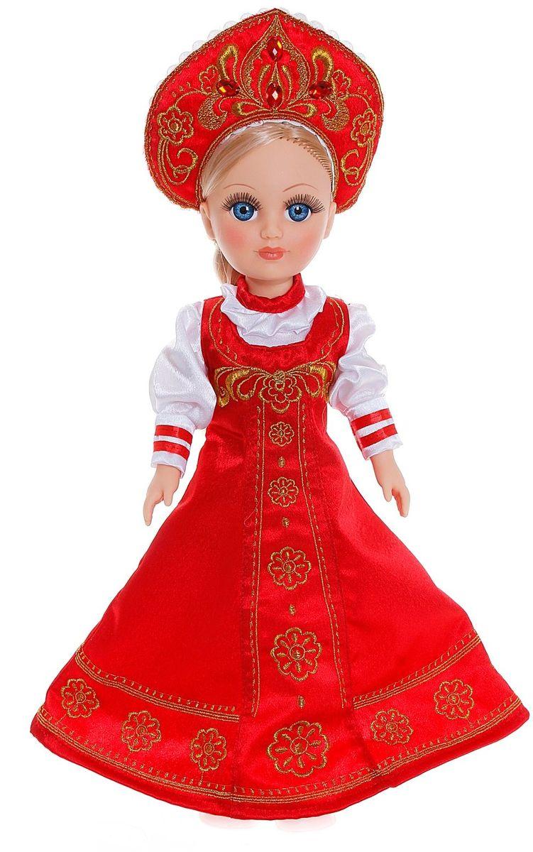 Весна Кукла озвученная Анастасия Русская красавица 42 см 493020