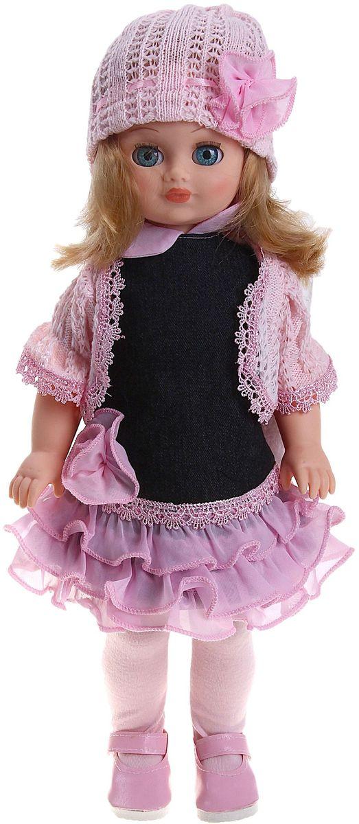 Весна Кукла озвученная Лиза 42 см 780917
