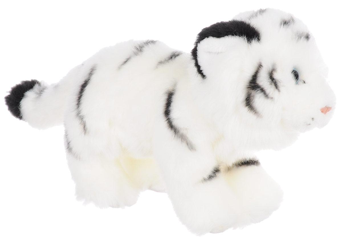 WWF Мягкая игрушка Белый тигр 20 см