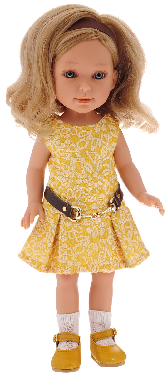 Vestida de Azul Кукла Паулина Лето Классика