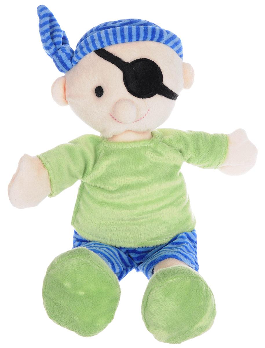 Jackie Chinoco Мягкая игрушка Пират мальчик 22 см