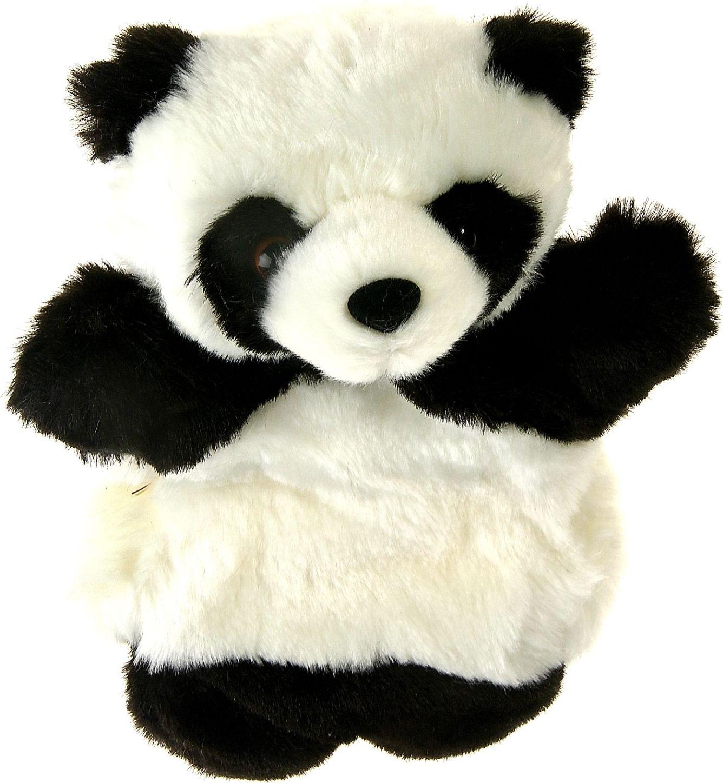 Sima-land Мягкая игрушка на руку Панда 850206 мягкая игрушка sima land овечка на присосках 18 см 332770