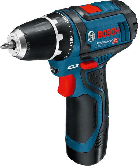 Bosch GSR 12V-15 + кейс L-BOXX 1020601868109