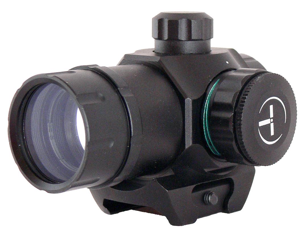 Прицел коллиматорный Target Optic 1х22, закрытый на Weaver, марка - точка. TO-1-22M коллиматорный прицел ar optics red dot 1xmp