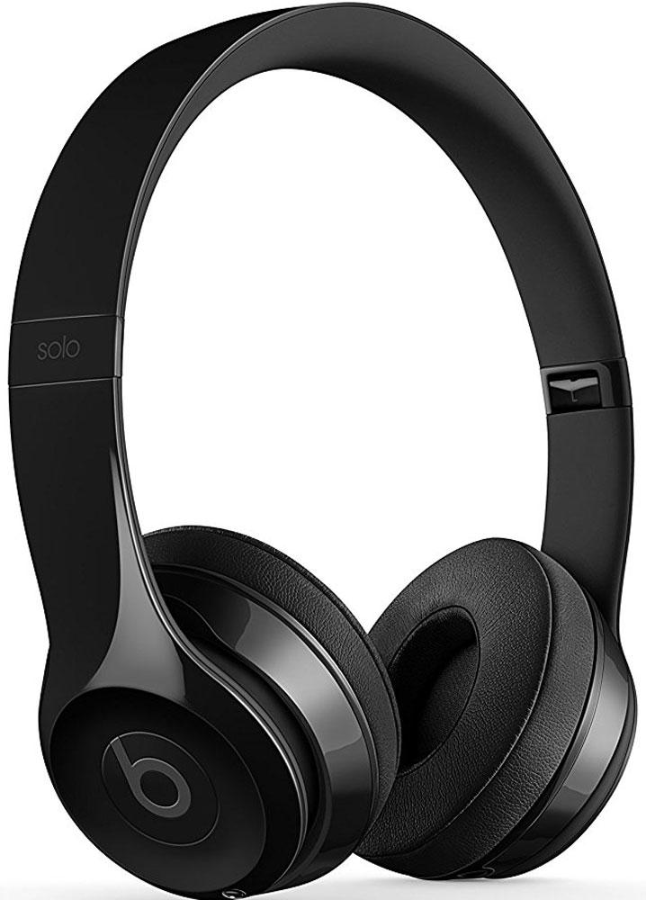 цена на Беспроводные наушники Beats Solo3 Wireless, глянцевый черный