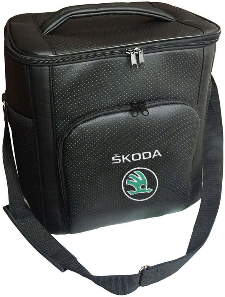 Термосумка Auto Premium Skoda, 20 л