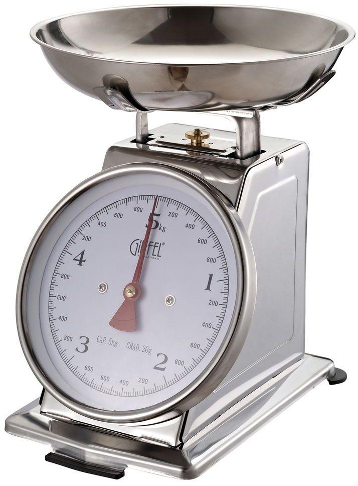 """Весы кухонные """"Gipfel"""", механические, 5 кг. 5687"""