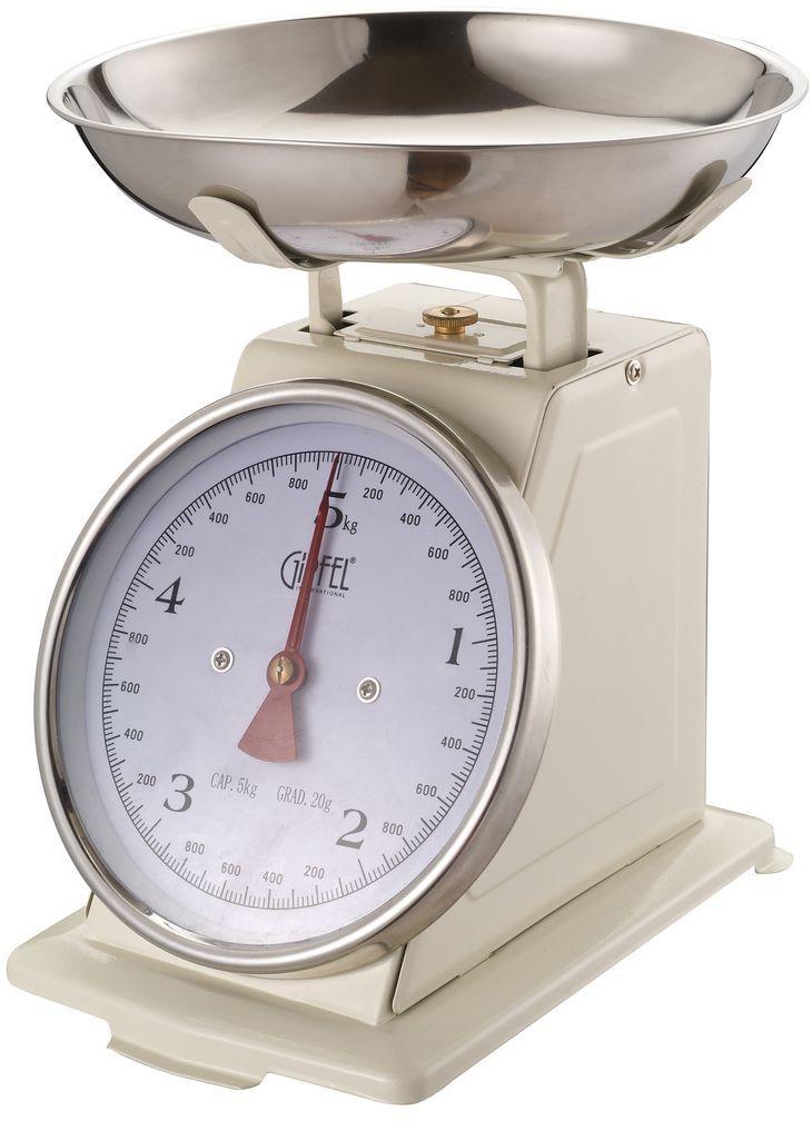 """Весы кухонные """"Gipfel"""", механические, 5 кг. 5688"""