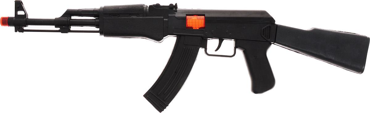 Играем вместе Автомат-трещетка АК-47