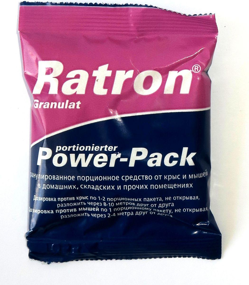 Средство от мышей и крыс Ratron, порционное, 1 пакетик приманка от крыс и мышей ratron 100 шт по 40 г