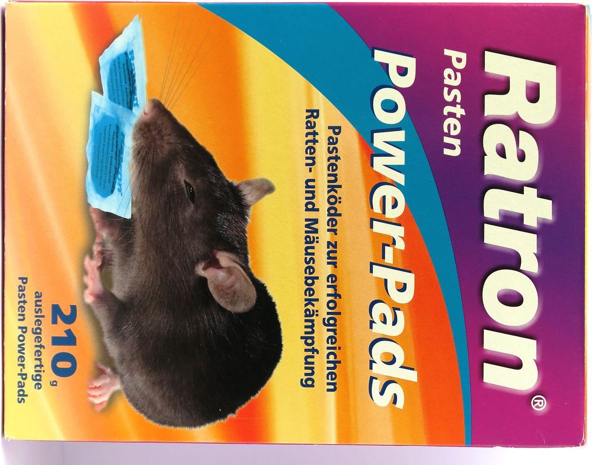 Приманка от мышей и крыс Ratron, мягкая, 14 шт х 15 г приманка от крыс и мышей ratron 100 шт по 40 г