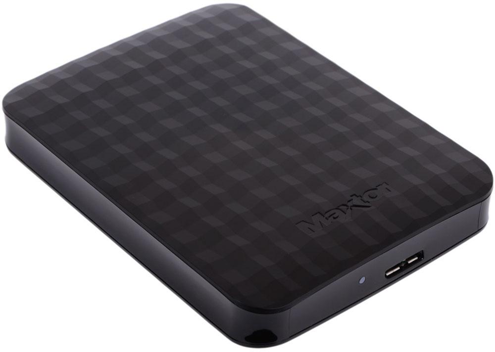 Seagate Maxtor M3 Portable 1TB USB 3.0, Black внешний жесткий диск (STSHX-M101TCBM) все цены