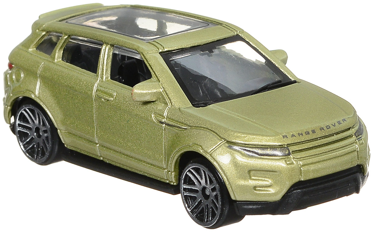 ТехноПарк Автомобиль Land Rover Range Rover Evoque цвет оливковый TOP620B масштабная модель land rover
