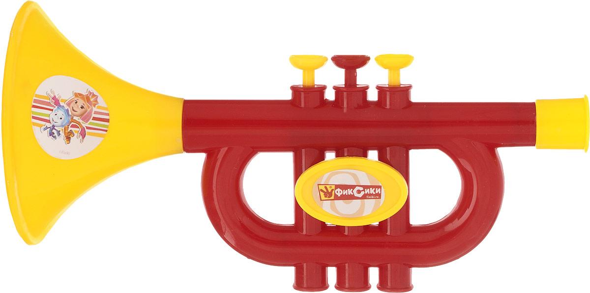 Играем вместе Труба Фиксики детский музыкальный инструмент играем вместе труба фиксики b782628 r1