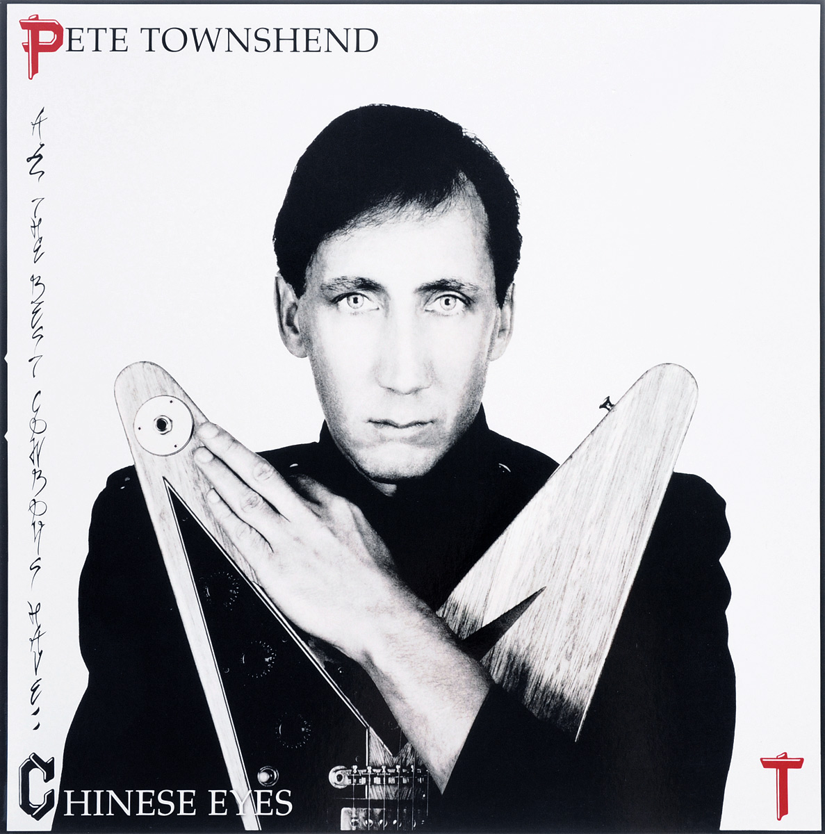Пит Тауншенд Pete Townshend. All The Best Cowboys Have Chinese Eyes. Limited Edition (LP) eileen wilks cowboys do it best