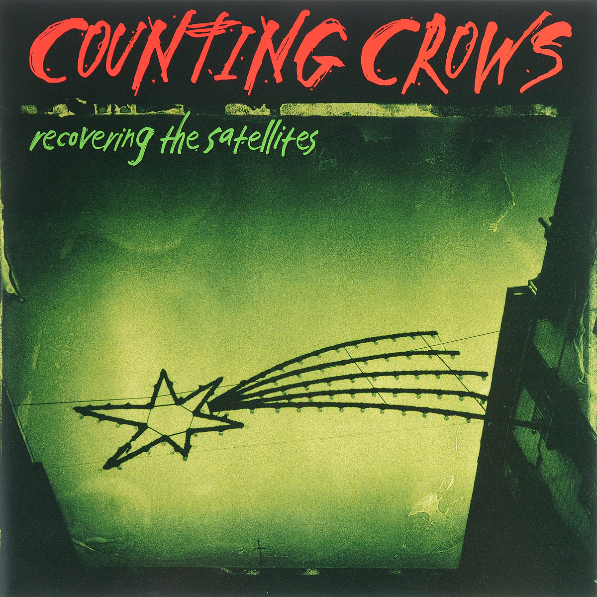 Counting Crows Counting Crows. Recovering The Satellites (2 LP) кендрик ламар kendrick lamar damn 2 lp
