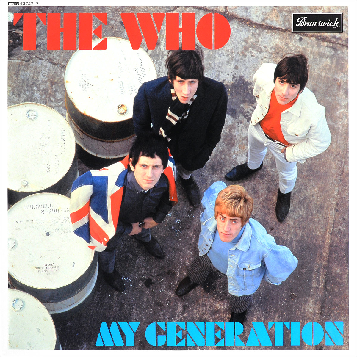 The Who The Who. My Generation. Triple Edition (3 LP) кендрик ламар kendrick lamar damn 2 lp