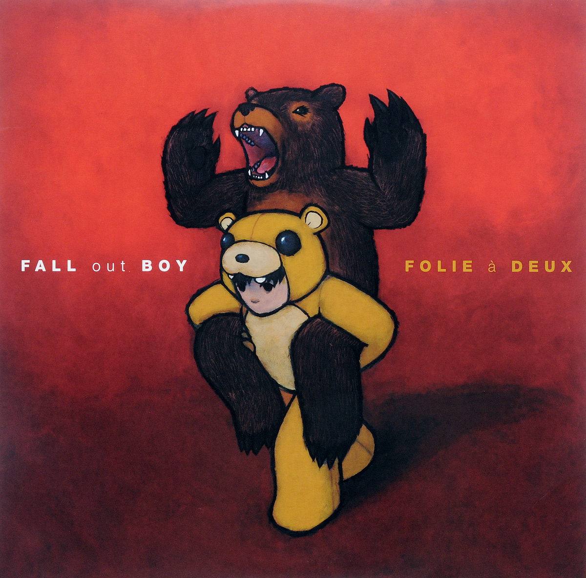 Fall Out Boy Fall Out Boy. Folie A Deux (2 LP) dave brubeck dave brubeck quartet time out time further out 2 lp
